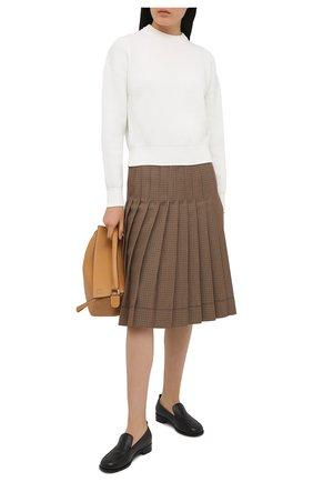 Женский свитер BOSS белого цвета, арт. 50443148 | Фото 2