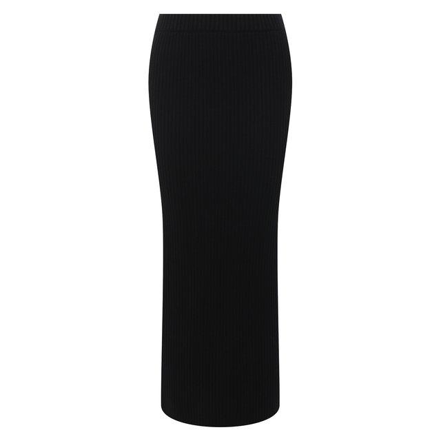 Шерстяная юбка St. John