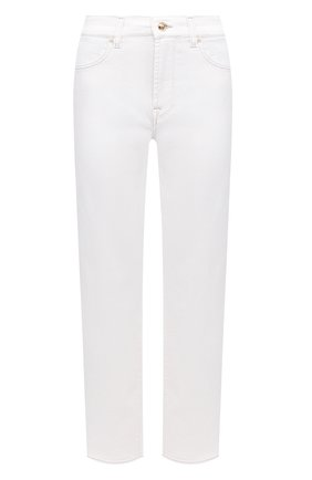 Женские джинсы 7 FOR ALL MANKIND белого цвета, арт. JSANX3700F | Фото 1