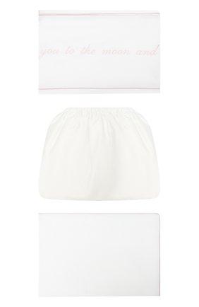 Детского комплект постельного белья A&A BABY GLAM разноцветного цвета, арт. LY - 0807-20   Фото 1
