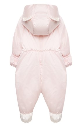 Детский комбинезон котенок CHEPE розового цвета, арт. 391029 | Фото 2