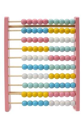 Детского игрушечные счеты MAGNI разноцветного цвета, арт. 2824 | Фото 1 (Материал: Дерево)