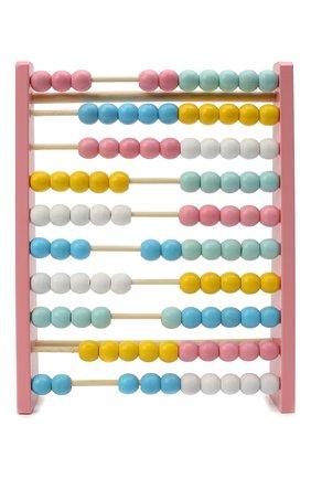 Детского игрушечные счеты MAGNI разноцветного цвета, арт. 2824 | Фото 2 (Материал: Дерево)