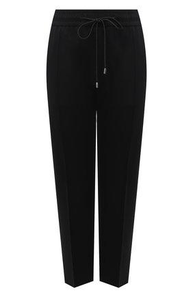 Женские брюки BOSS черного цвета, арт. 50444247 | Фото 1