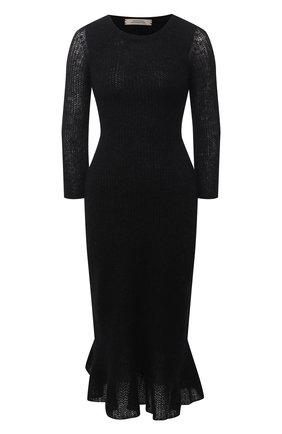 Женское платье DOROTHEE SCHUMACHER черного цвета, арт. 114203/AIRY ATTITUDE | Фото 1