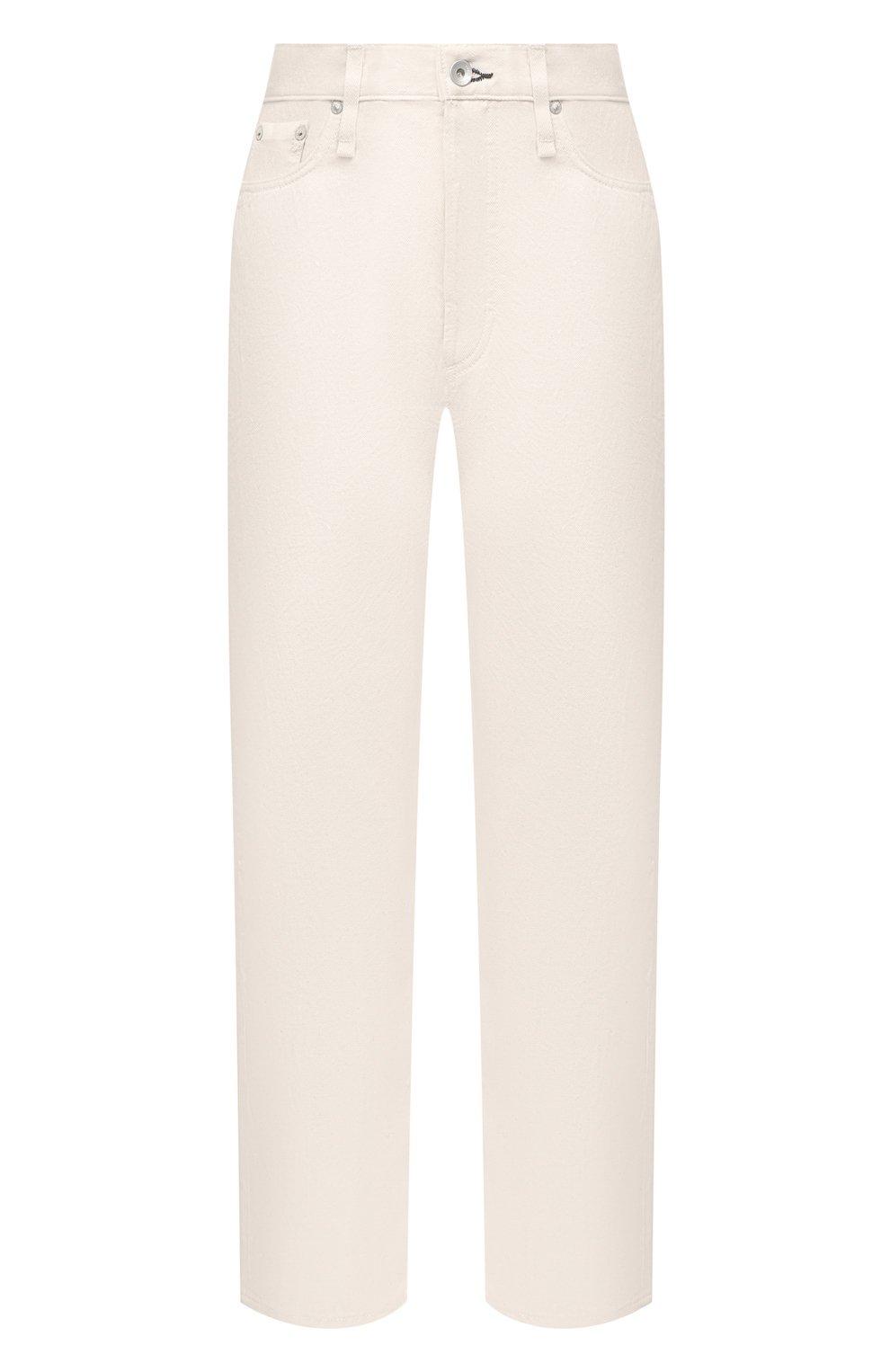 Женские джинсы RAG&BONE светло-бежевого цвета, арт. WDD20F2727X7SH | Фото 1