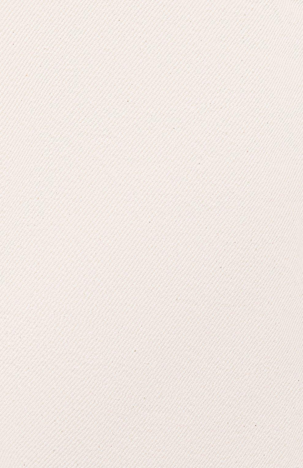 Женские джинсы RAG&BONE светло-бежевого цвета, арт. WDD20F2727X7SH | Фото 5