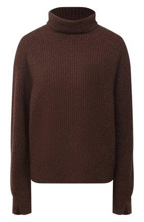 Женский кашемировый свитер RAG&BONE коричневого цвета, арт. WAS20FS0418L41 | Фото 1