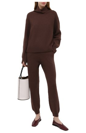 Женский кашемировый свитер RAG&BONE коричневого цвета, арт. WAS20FS0418L41 | Фото 2