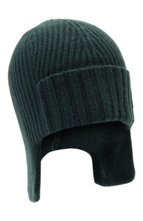 Кашемировая шапка-ушанка Maurice | Фото №1