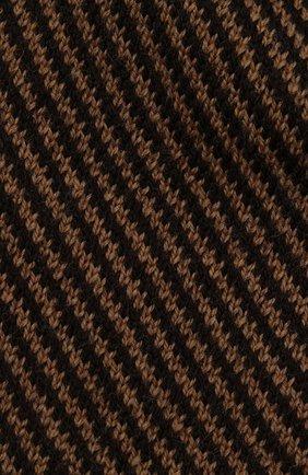 Мужская шерстяная шапка niko CANOE коричневого цвета, арт. 3441999   Фото 3