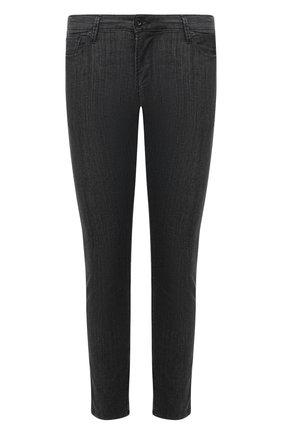 Мужские джинсы EMPORIO ARMANI серого цвета, арт. 3K1J06/1D5PZ | Фото 1