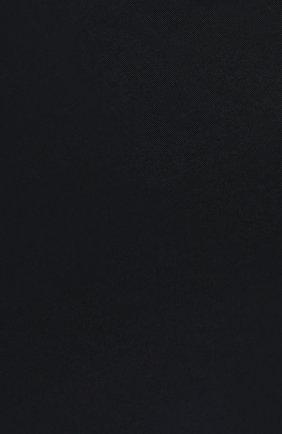 Детские хлопковые брюки DOLCE & GABBANA темно-синего цвета, арт. L13P60/LY048 | Фото 3