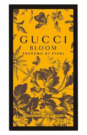 Парфюмерная вода gucci bloom profumo di fiori GUCCI бесцветного цвета, арт. 3614229461305 | Фото 3