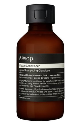 Кондиционер для волос classic AESOP бесцветного цвета, арт. B100HR23 | Фото 1