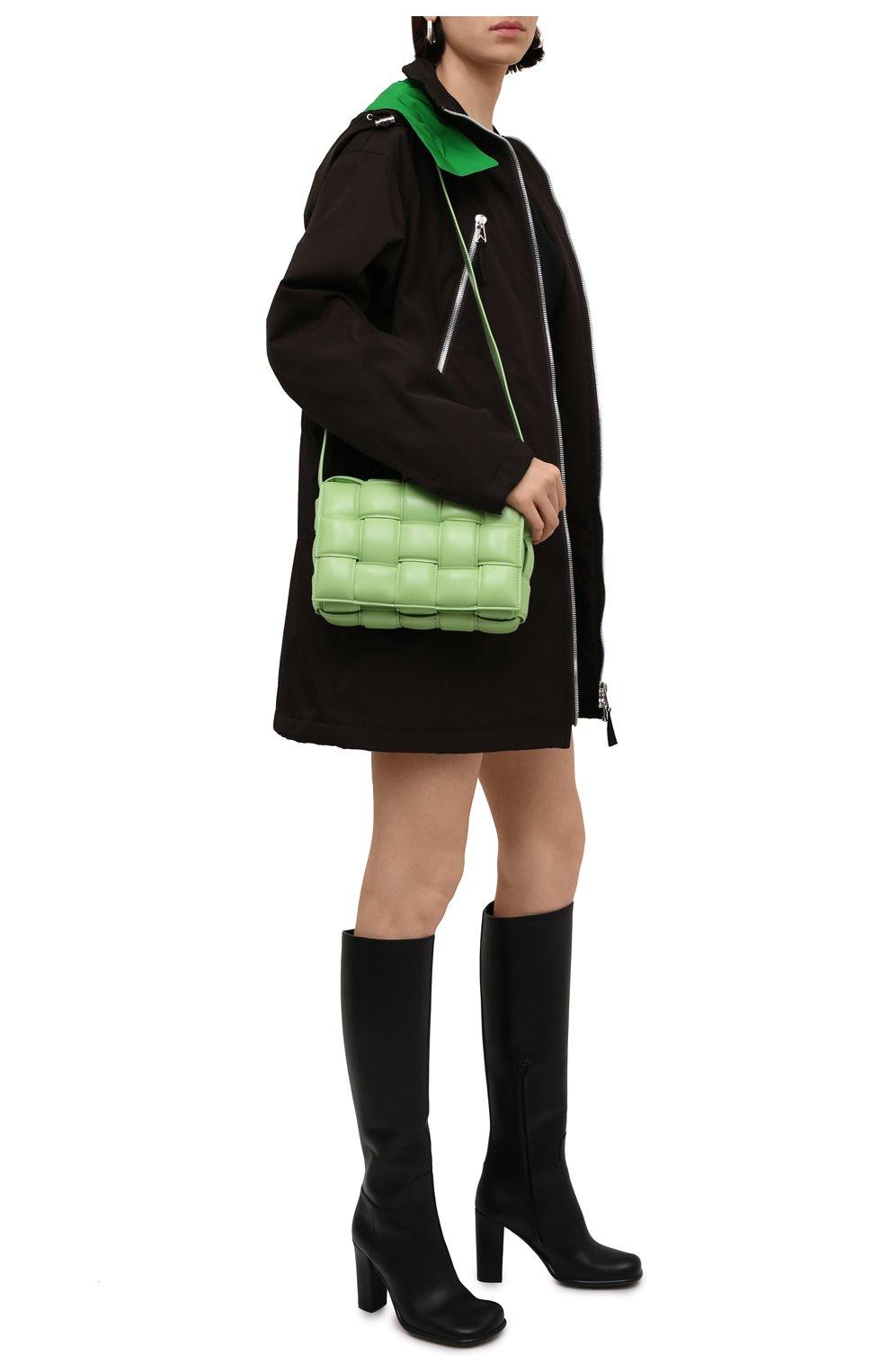 Женская сумка padded cassette BOTTEGA VENETA  цвета, арт. 591970/VCQR1 | Фото 3