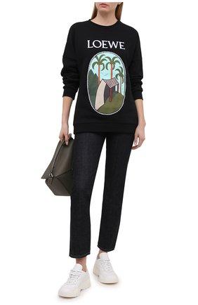 Женские кожаные кроссовки gumboy VALENTINO белого цвета, арт. VW2S0K55/AEQ   Фото 2 (Подошва: Платформа; Материал внутренний: Текстиль)