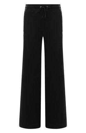 Женские брюки DOROTHEE SCHUMACHER черного цвета, арт. 123205/CASUAL C00LNESS | Фото 1