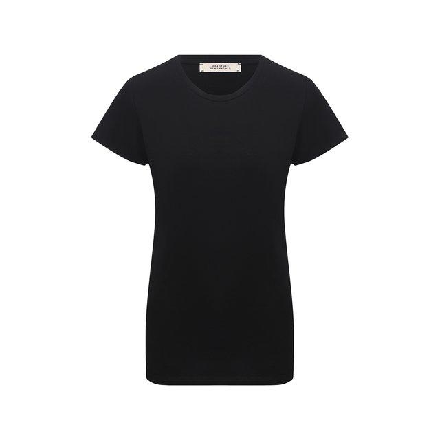 Хлопковая футболка Dorothee Schumacher