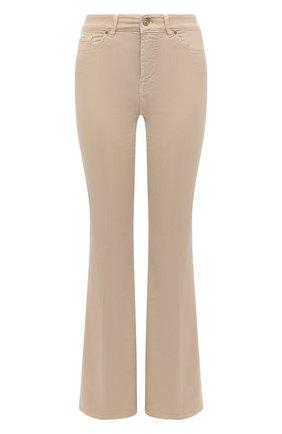 Женские джинсы 7 FOR ALL MANKIND бежевого цвета, арт. JSQNV500SA | Фото 1