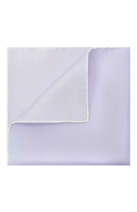 Мужской шелковый платок TOM FORD сиреневого цвета, арт. 9TF90/TF312 | Фото 1