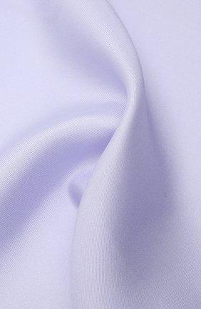 Мужской шелковый платок TOM FORD сиреневого цвета, арт. 9TF90/TF312 | Фото 2