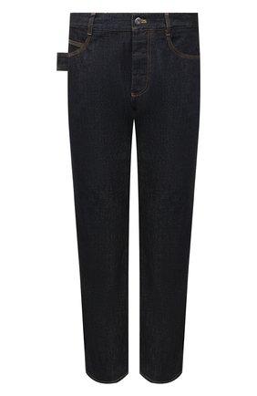 Мужские джинсы BOTTEGA VENETA темно-синего цвета, арт. 649888/V08Y0 | Фото 1