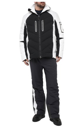 Мужская пуховая куртка BOGNER черно-белого цвета, арт. 31034816 | Фото 2
