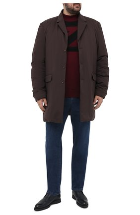 Мужские джинсы ZILLI SPORT синего цвета, арт. MCU-00600-HCBL6/S001/66-68 | Фото 2