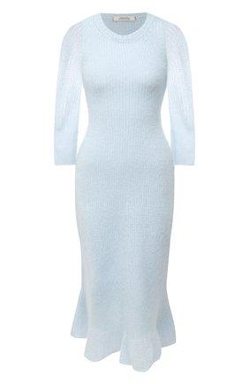Женское платье DOROTHEE SCHUMACHER голубого цвета, арт. 114203/AIRY ATTITUDE | Фото 1