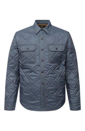 Мужская утепленная куртка RRL синего цвета, арт. 782804341 | Фото 1