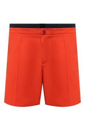 Мужские шорты KITON оранжевого цвета, арт. UW0958V07T90 | Фото 1
