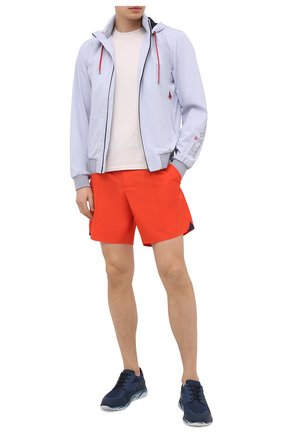 Мужские шорты KITON оранжевого цвета, арт. UW0958V07T90 | Фото 2