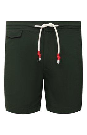 Мужские плавки-шорты ORLEBAR BROWN зеленого цвета, арт. 272158 | Фото 1