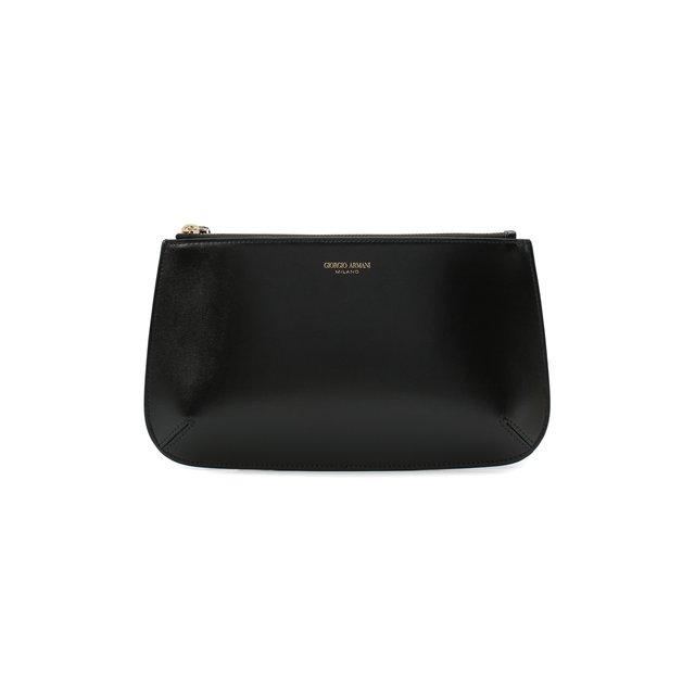 Кожаный кошелек Giorgio Armani