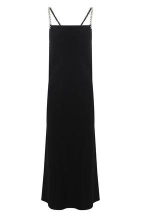 Женское платье DOROTHEE SCHUMACHER черного цвета, арт. 848305/GLAM0R0US STATEMENT | Фото 1