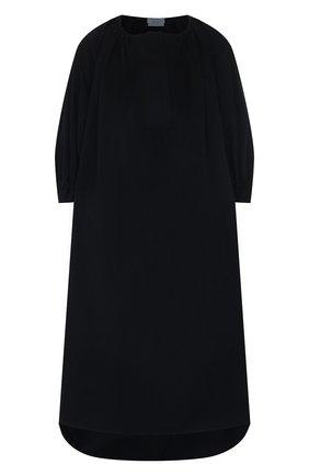 Женское платье DEVEAUX NEW YORK темно-синего цвета, арт. F203-805-ZT2 | Фото 1