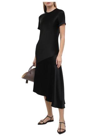 Женское платье DEVEAUX NEW YORK черного цвета, арт. F203-811-CA2 | Фото 2