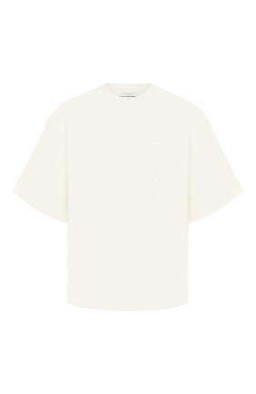 Женская футболка DEVEAUX NEW YORK кремвого цвета, арт. W201-600-AG4 | Фото 1