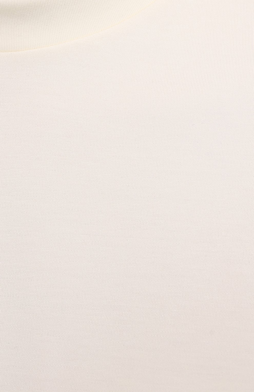 Женская футболка DEVEAUX NEW YORK кремвого цвета, арт. W201-600-AG4   Фото 5