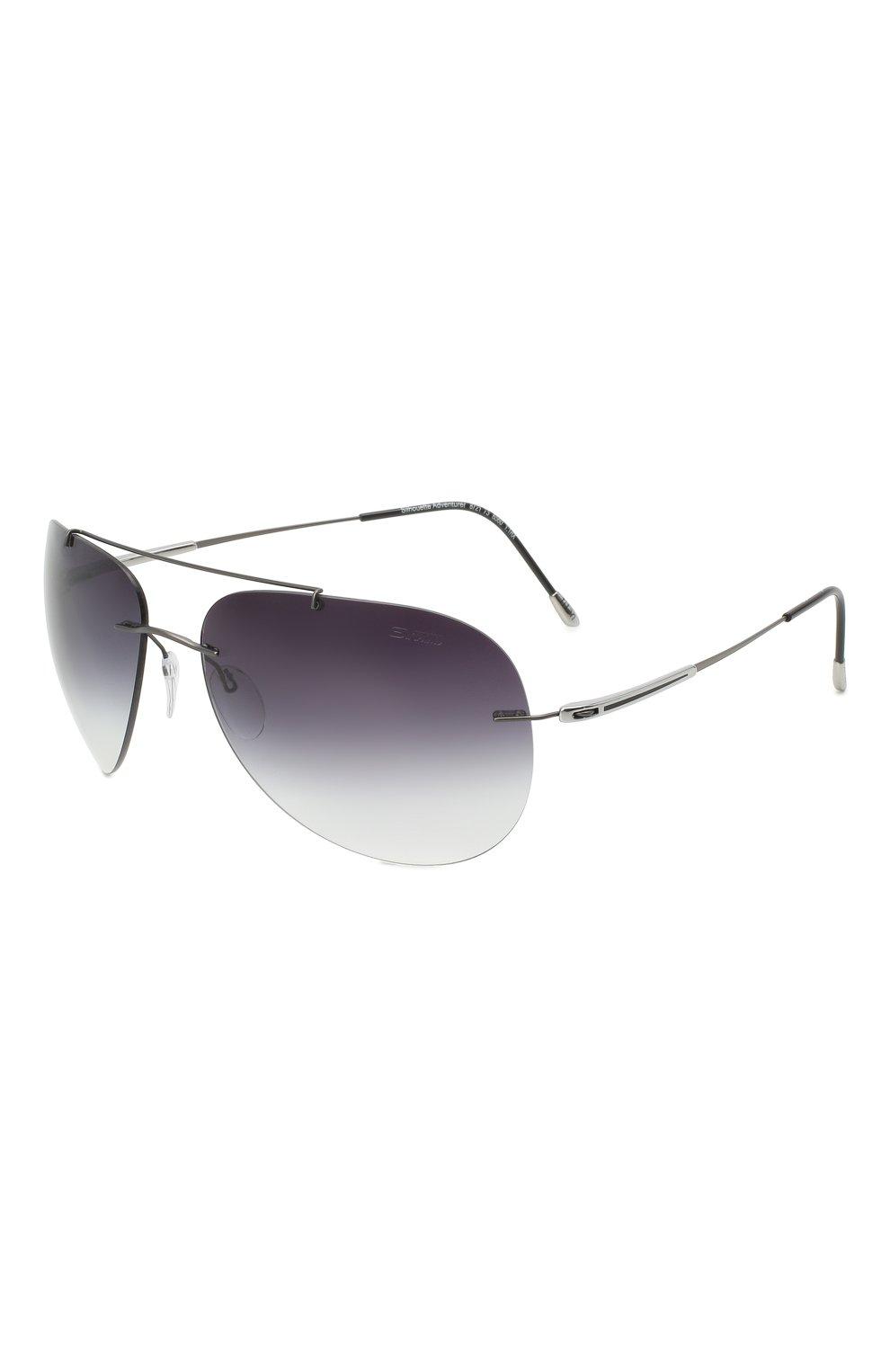 Мужские солнцезащитные очки SILHOUETTE  цвета, арт. 8721/6560   Фото 1