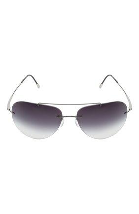 Мужские солнцезащитные очки SILHOUETTE  цвета, арт. 8721/6560   Фото 3