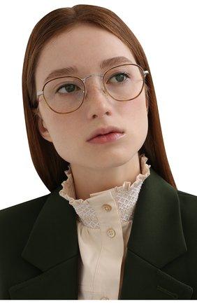 Женские оправа OLIVER PEOPLES коричневого цвета, арт. 1237J-5036 | Фото 2