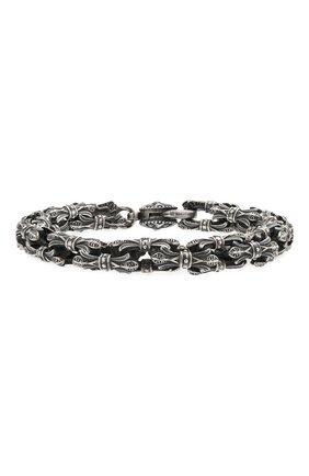 Женский браслет тайна лилии GL JEWELRY серебряного цвета, арт. M400003-S97-01 | Фото 1