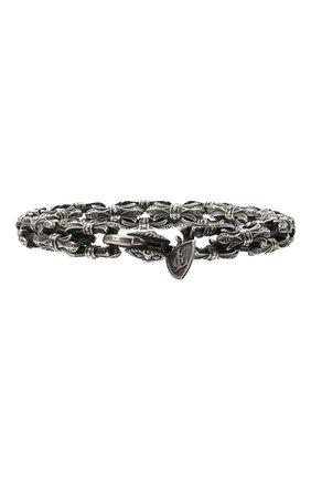 Женский браслет тайна лилии GL JEWELRY серебряного цвета, арт. M400003-S97-01 | Фото 2