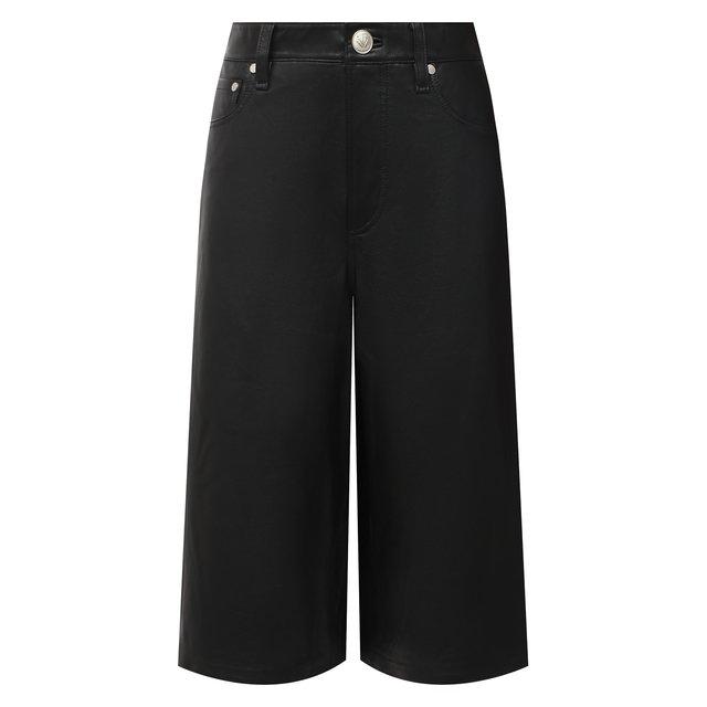 Кожаные шорты Rag&Bone