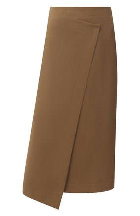 Женская юбка DEVEAUX NEW YORK бежевого цвета, арт. F203-502-0M6 | Фото 1