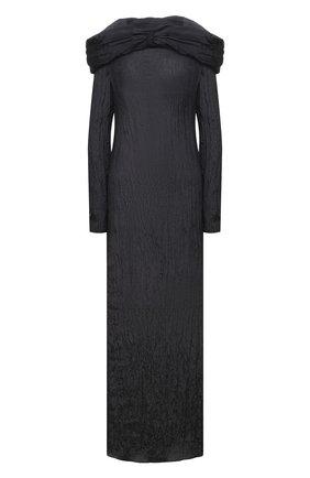 Женское платье DEVEAUX NEW YORK черного цвета, арт. F203-801-SM19 | Фото 1