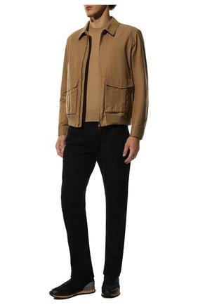 Мужские комбинированные кроссовки rockrunner VALENTINO черного цвета, арт. VY2S0723/TCV | Фото 2