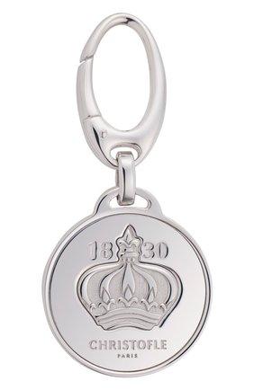 Медальон на ошейник royal jack CHRISTOFLE серебряного цвета, арт. 05271000 | Фото 1